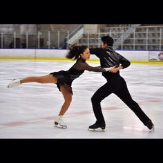 Siblings Maia and Alex Shibutani figure skate to a Michael Jackson medley at the USOC 2013 USA Media Summit. @U.S. Figure Skating  #shibsibs #figureskating #sochi2014