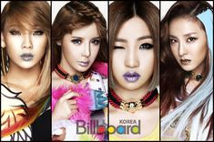 2NE1 adalah girlband asal Korea Selatan yang berada di bawah naungan YG Entertainment. Girlband yang didirikan pada tahun 2008 dengan personil CL (Lee Chae Rin), Bom (Park Bom), Dara (Sandara Park) dan Minzy (Gong Min Ji) ini memiliki fansclub bernama Blackjack.