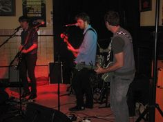 One of our very first gigs after changing names from Helter to Found at Sea. The Singalong Festival, Hampshire Hotel, Camperdown. 2007 #Indie, #music, #Australian, #foundatsea, #crowdfunding, Sydney music scene