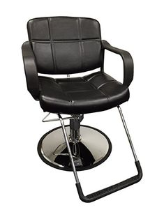 """20"""" Wide Hydraulic Barber Chair Styling Salon Beauty Equipment - DS-5001W-NEWBlack For washing mom's hair."""