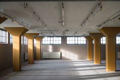 Bouw mee in het Veemgebouw | TRUDO Eindhoven, Strijp, grote lege ruimte