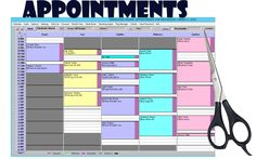 Pro solutions are salon software. DARCI can send automatic appointment reminders via email and/or text message up to four times in advance of a client's appointment. That means you can send a reminder to everyone that has an appointment today, tomorrow, 3 days from today, or even a week from today