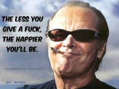 """Celebrity Quotes : QUOTATION – Image : Description Jack Nicholson: """"The older you get … the more important it is to NOT act your age. Top Quotes, Wisdom Quotes, Great Quotes, Life Quotes, Inspirational Quotes, Meaningful Quotes, Happy Quotes, Jack Nicholson, Sarcastic Quotes"""