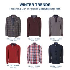 Winter Best Sellers by Lion of Porches Presenting Best Sellers for Man Shop Online @ www.lionofporches.com