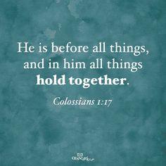 Col 1:17