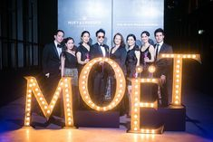 MOET & CHANDON - THE BLACK MAGIC ROMANCE AT KU DE TA