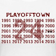 Way to go Red Wings! Playofftown at http://downwithdetroit.spreadshirt.com/playofftown-2015-I12930975