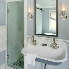 Image Result For Trough Cast Iron Sink