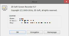 ZD Soft Screen Recorder 9.7 Full  Download ZD Soft Screen Recorder 9.7 Full. D Soft Screen Recorder is a high performance screen recording software program. It works just like a real camcorder. A real camcorder can record many real world things including computer screen while ZD Soft Screen Recorder can only record computer screen but can do much better than a real camcorder on screen recording because software screen recording is crystal-clear pixel by pixel 100% true color reproduction…