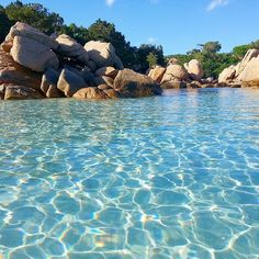 Spiaggia Capriccioli, Costa Smeralda, Sardinia, Italy