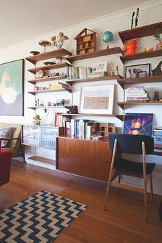 House Tour: A Designer's Colorful Australian Home