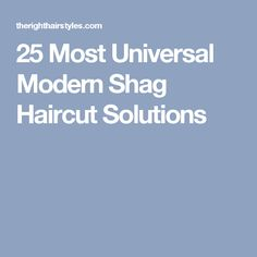25 Most Universal Mo