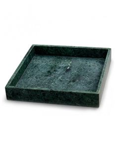 Nordstjerne Green Marble Tray Square | Artilleriet | Inredning Göteborg