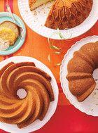 Cake au citron et au thé vert Recettes | Ricardo