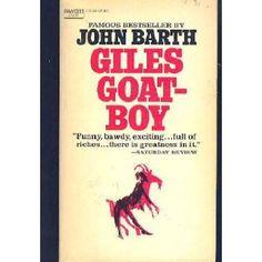 A great read: Giles Goat-Boy by John Barth