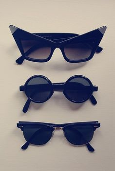 I kind of want the exaggerated cat eye sunglasses. They are their own  special kind aa9784ca84de