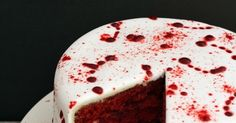 It's Halloween time! I thought a vampire themed cake would be fitting this year as I spent most of my spare time reading vampire stories w...