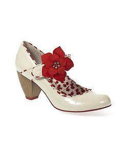 Ruby Shoo Liza Court Shoe | Simply Be