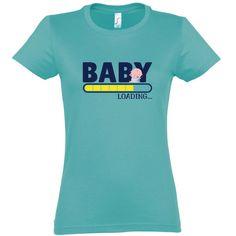 Baby loading póló, több színben