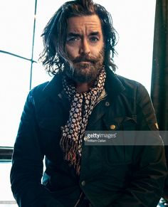 Actor Timothy Omundson is photographed for The Wrap on December 14, 2015 in Los Angeles, California.