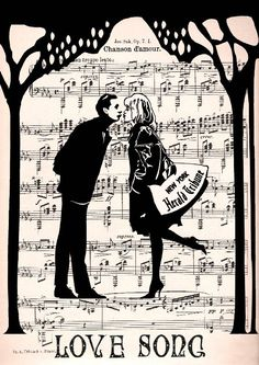 MUSIC retro 35, original ARTWORK, mixed media - Jaroslav Seibert