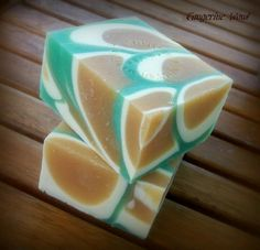 Infusions's Tangerine Wow soap