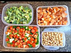 Here is how I prepare some of my food for the week to stay healthy and make sure I eat all my produce :) Check out my other food prep videos here: https://ww...