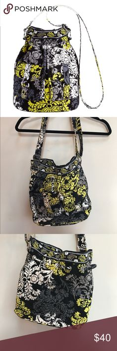 Vera Bradley Baroque Quick Draw Bag NWOT. Never used. Great condition! Vera Bradley Bags Shoulder Bags