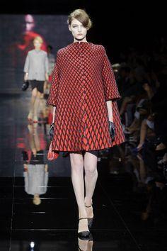 Giorgio Armani Privé // Paris Haute couture Automne-hiver 2014-2015
