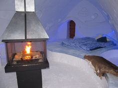 Things to do before I die - Quebec Ice Hotel