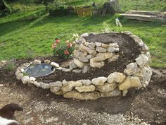 Unser liebevoller Haus- und Gartenblog: Kräuterspirale nachbauen erwünscht :-)