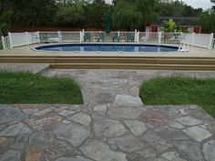 Above ground pool in Bexar County | Flickr - Photo Sharing!