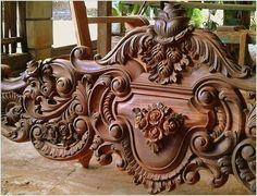 Beautiful Craved Wood Design!!!!!