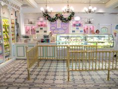 Main Street U.S.A. Confectionary: Ready to Take Your Order
