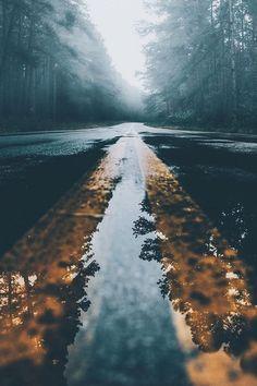 aunque el camino te lleve a tu destino, nunca podrás llegar si no haces escalas en tu pasado