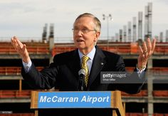 NV DEMOCRATS INTRODUCE BILL TO RENAME MCCARRAN AIRPORT HARRY REID AIRPORT | NEWSMAXTV LAS VEGAS