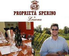 Ewineasia.com invites you to an exclusive private tasting with Piemont famous winemaker Luca Di Marchi of Proprieta Sperino who will walk you through vintages of Uvaggio and Lessona wine with contagious enthusiasm.