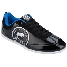 Mens Eto Falco Trainers In Black From Get The Label | eBay