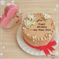 Happy Birthday Brother Images Of Cake To Send Wishes On The Special Day Make His