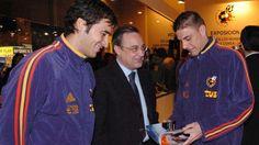Joaquin Ungkap Florentino Perez dan Raul Membujuknya Gabung Madrid
