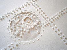 cutwork on paper by Karen Ruane