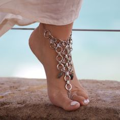 Fashion Jewelry Jewelry & Watches Audacious Indian Fashion Anklet Ankle Bracelet Women Summer Cool Foot Beach Jewelry