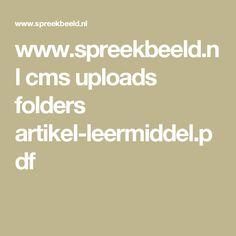 www.spreekbeeld.nl cms uploads folders artikel-leermiddel.pdf