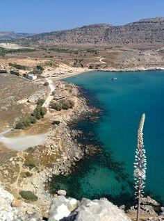 Rhodos Feraklos_Agathi Beach