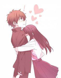 Manga Couple This is what happens when you satisfy Chitanda\'s curiosity xD Anime = Hyouka - Couple Anime Manga, Anime Love Couple, Cute Anime Couples, Manga Anime, Cosplay Anime, Art Anime, Anime Kunst, Kawaii Anime, Tamako Love Story