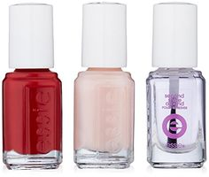 essie Mini Trio Pink Kit Forever YummyMademoiselleSecond Shine Around 3 x 5 ml 17 Fl Oz >>> Want additional info? Click on the image.