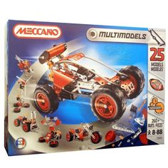 Buy Meccano Multi Model 25 Set With Motor online in Australia - http://www.kangahoo.com/children-games-and-toys-australia/buy-meccano-multi-model-25-set-with-motor-online-in-australia/ #Australia #shopping #sale #coupons