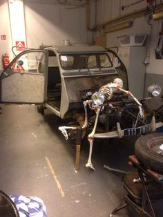Nightmare, lost something ! Manx, 2cv6, Car Makes, Cars And Motorcycles, Cool Cars, Porsche, Classic Cars, Automobile, Bmw