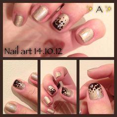 Nail art 14.10.12