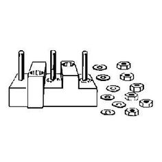 Stove/Oven/Range Surface Burner Terminal Block Kit - 5304409888 by Frigidaire. $5.01. Dryer Terminal Block Dryer Terminal Block Dryer Terminal Block -Comes Complete With All Nuts And Washer